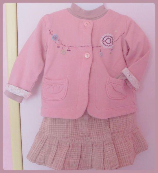 bas prix 885d1 ec6b3 Vetements bébé fille 12 / 18 et 24 mois | La Malle Aux ...